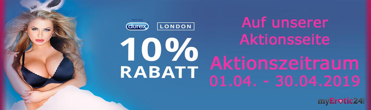 10% Durex & London