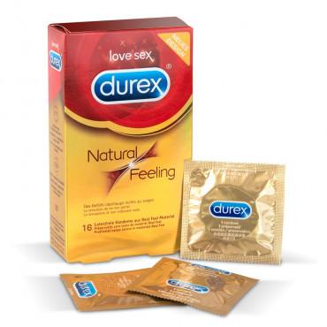 Durex Natural Feeling 16er