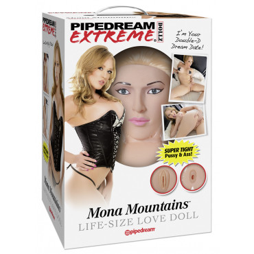 Mona Mountains - PDX Dollz
