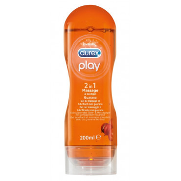 Durex Play 2in1 Mass. Guarana