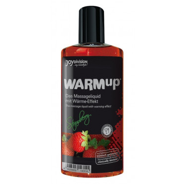 WARMup Erdbeer 150 ml