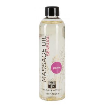 Shiatsu massage jasmin 250 ml