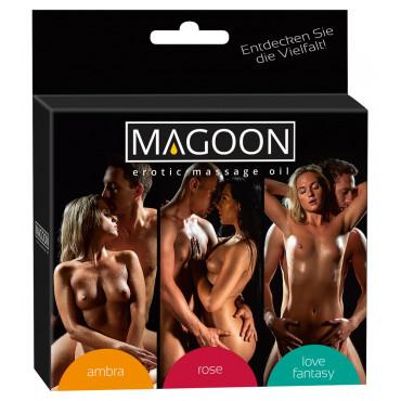 3er Set Massage-