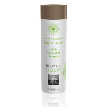 Body Oil Edible Kokos/Ananas