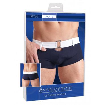 Gürtelschlaufen-Matrosen-Pants 2XL