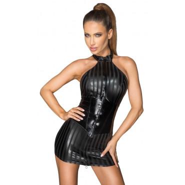 Kleid 2-Wege-Zip