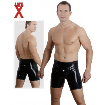 Latex Bermuda XL