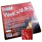WetGAMES Laken rot 180x220