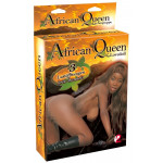 """Puppe """"African Queen"""" schwarz"""
