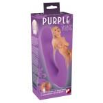 Purple Vibe G-Spot/Clittickler