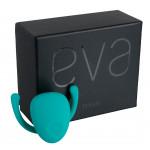 Eva - klitoraler Auflegevibrator (türkis)