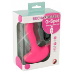 Rechargeable G-Spot knocking h