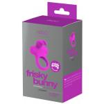 Frisky Bunny Perfectly Purple