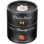 Massage Candle Erdbeere