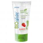 BIOglide Erdbeer-Gleitmittel - 80 ml