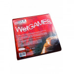 SexMAX WetGAMES Vinylfolie 180 x 220 cm - rot
