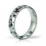 Mystim - His Ringness Earl Polished & Engraved 48mm