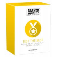 Secura Test the best 100er