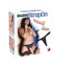 Double Dong Strap-On