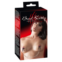 Bad Kitty silicone nipple clamps