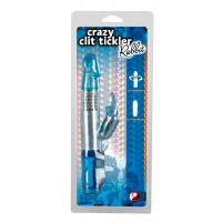 Crazy Tickler Rabbit blue