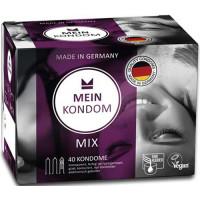 Mein Kondom Mix - 40 Kondome
