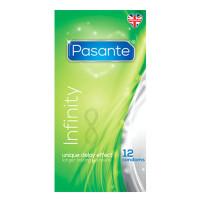 Pasante Delay Kondome 12 Stück