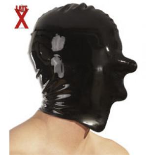Latex Maske ohne öffnungen