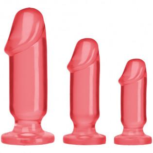Anal Startpaket - Pink