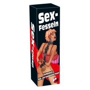 """Fessel """"Sex-Fesseln"""""""