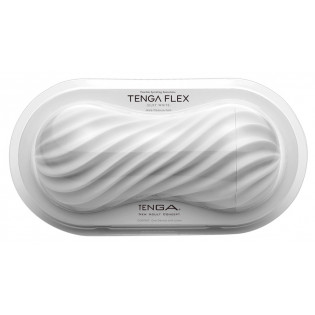 Tenga Flex Silky White