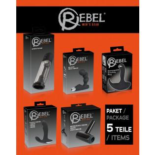 """Rebel""-Paket: 5 Teile -> 1 Preis"