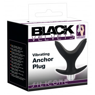 Black Velvets Vibrating Anchor