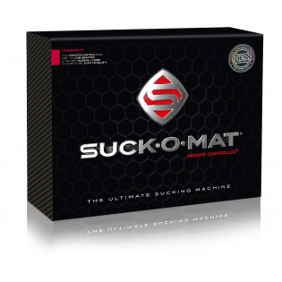Suck-O-Mat® Remote Controlled