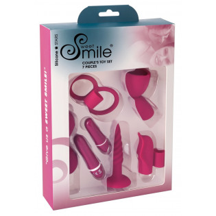 Sweet Smile - Couple's Toy Set