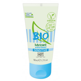HOT BIO waterbased Sensitiv 50