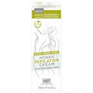 Intimate depilation cream 100