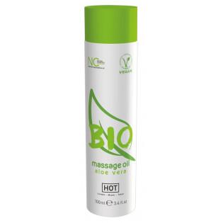 BIO massage oil aloe vera 100