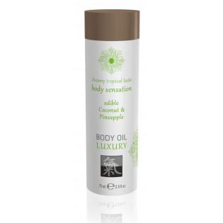 Body Oil Edible Kokos/Ananas