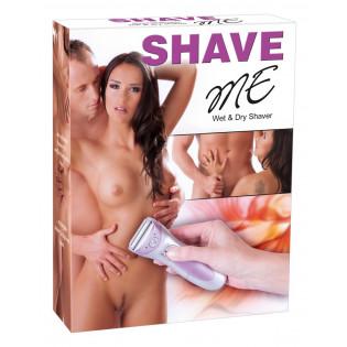 Shave Me Rasierer f?r SIE&IHN
