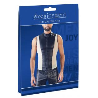 Svenjoyment - Shirt schwarz/nude