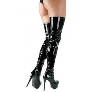 Overknee-Stiefel
