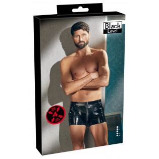 Black Level - Herren Lack-Pants