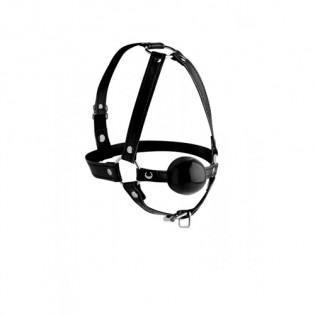 Kopfgurtzeug mit Ballknebel