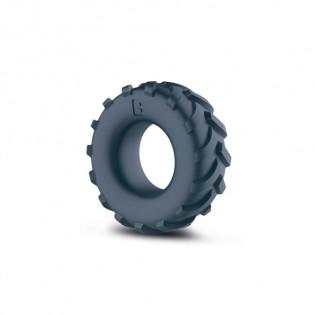 Penisring Reifen - grau