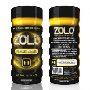 "ZOLO - Cup ""Personal Trainer"""