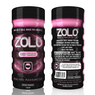 "ZOLO - Cup ""Deep Throat"""