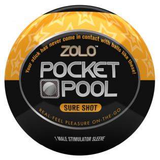"ZOLO - Pocket Pool ""Sure Shot"""