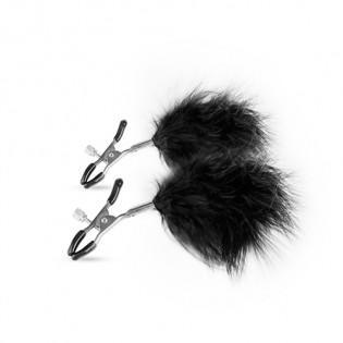 Verstellbare Nippelklemmen mit Federn