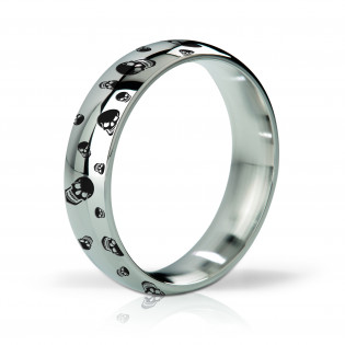 Mystim - His Ringness Earl Polished & Engraved 48mm